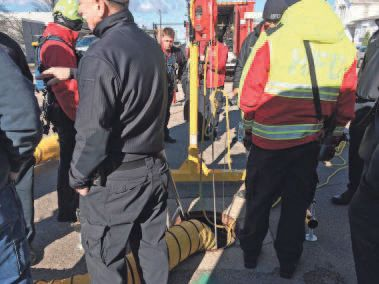 Confined Space Entry | Henderson Water Utility